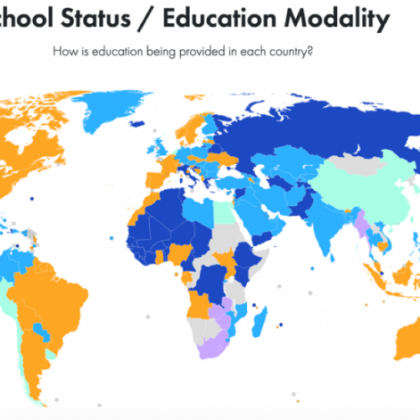 New global tracker to measure pandemic's impact on education worldwide