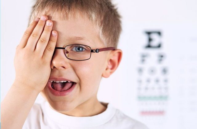 COVID Pandemic Linked to Increased Nearsightedness in Kids